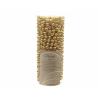 Guirlande Perles plastique 8mm x 10m Or Clair