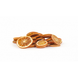 Orange séchée en tranches - sachet 250g