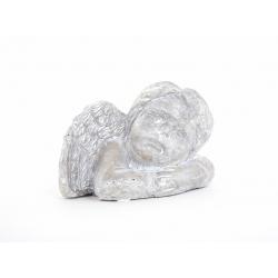 Ange Ciment 32 x 14 x h14 cm
