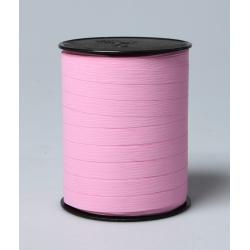 Rose Pâle 7 mm x 250 m - Bolduc Mat