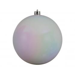 Boule Blanc Irisé 200mm