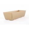 Panier Conique Carton Rond Or 32 x 11 x 9.5 cm par 10