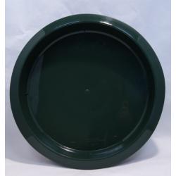 Bac Rond PVC Vert 360x50mm...
