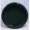 Bac Rond PVC Vert 360x50mm par 3