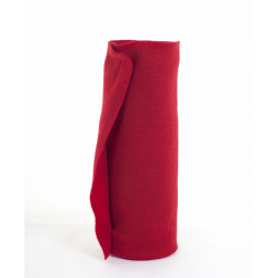 Feutrine Roukeau Rouge 65cm x 5m