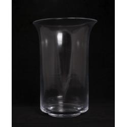 RAY - Vase Verre D14.5 x H21.5 cm