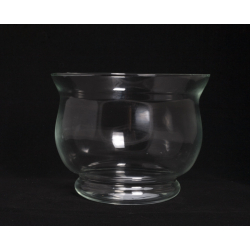 Vase Verre Bali d19 x h14.5 cm