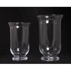 CLASSIC - Vase en verre H30 x D18.5 cm