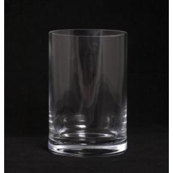TUBE - Vase Verre Cylindre D10 x H15 cm