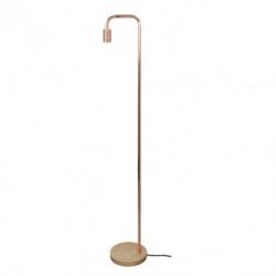 """Lampe""""Détroit""""Cuivre h138D22 cm"""
