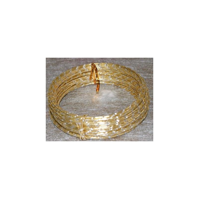 Fil Alu Diamant Or 30 m/40-00073