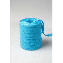 Raphia Synthétique Bleu 200m