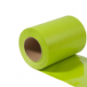 Gaine Kraft Blanc 18cmx 100m Lime