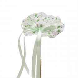Chapeau sur Pique Vert D8 x H50 cm par 10