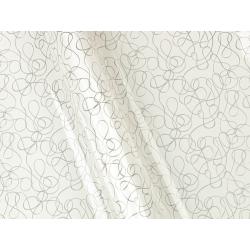 BOUCLE - Bulle 0.80x40m Boucles Blanc