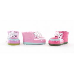 VANS - Chaussure Céramique Assortie L15,5 x D8,5 x H8 cm par 3