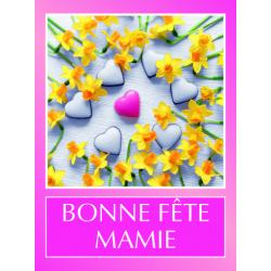 Etiquettes Voeux Tendresse par 500 Bonne Fête Mamie