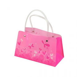 Sac Pockito Joy Rose 22x11x13 par 10
