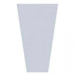 Cones Neutres 50x25x10cm par 50