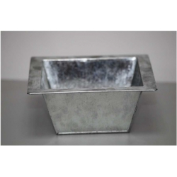 Coupe Zinc Naturel 20x20 h8...