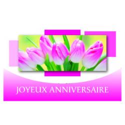 Carte Voeux News Tendresse par 10 Joyeux Anniversaire