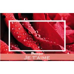 Carte Jeso Diamond I par 10 Parce Que Je t'Aime