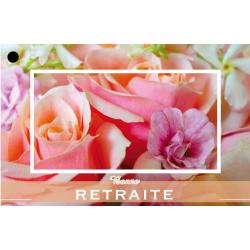 BONNE RETRAITE - Carte Jeso Diamond I par 10