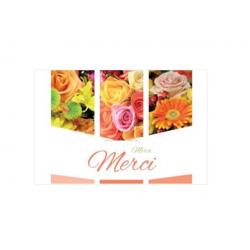 MERCI - Carte Jeso Triple par 10