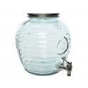 JAR - Jarre Verre Recyclé D25 x H26 cm