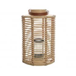 PNOM - Lanterne en Bambou D38 x H67 cm