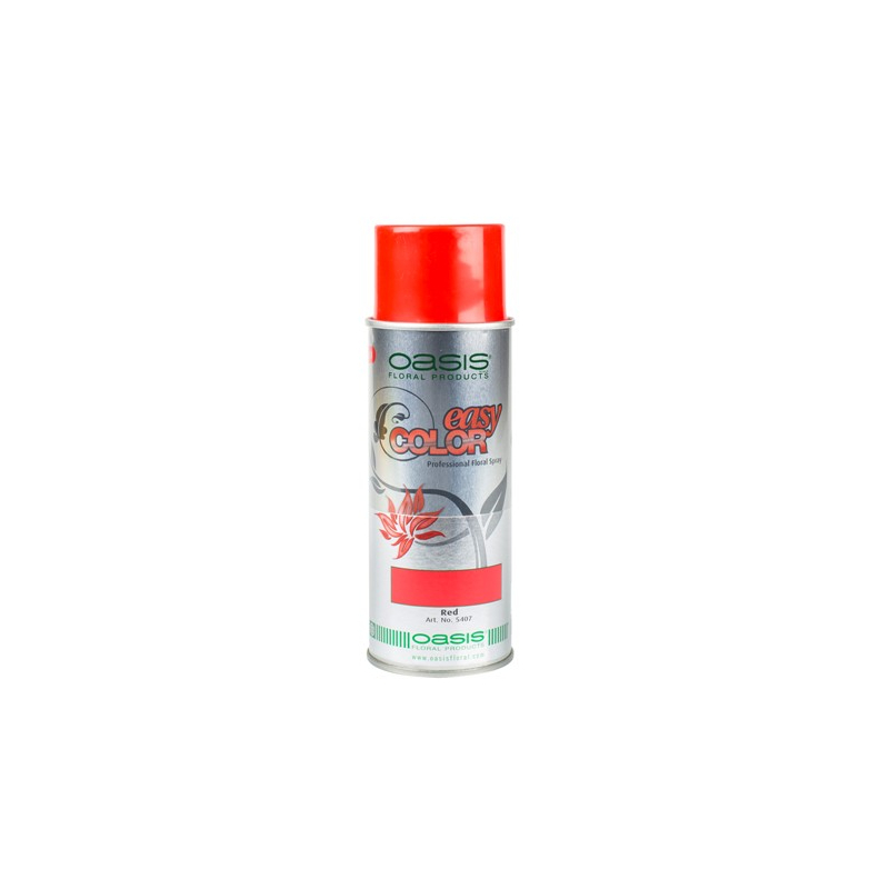 Bombe Couleur 400ml Rouge