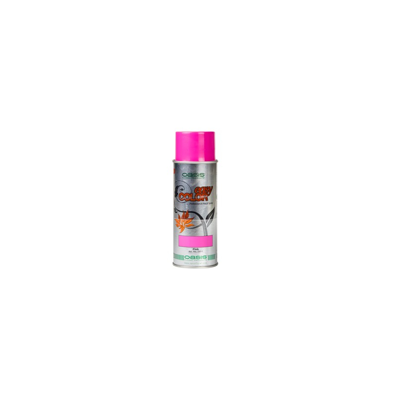 Bombe Couleur 400ml Rose