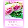 Etiquettes Voeux Tendresse par 500 Heureux Mariage