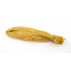 Raphia naturel Jaune- 400 g