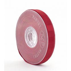 SCACCHI - Ruban Tissu 13mm x 20m Rouge