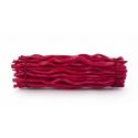 Wavy Stick 45 cm Rouge par 50