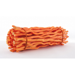 Wavy Stick 45 cm Orange par 50
