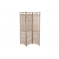 LOTUS - Paravent en Bambou L135 x P4 x H180 cm
