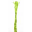 Rotin plat 110 cm Vert
