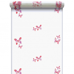 Cello Fantaisie 60x120m Angelica Rouge Lilas