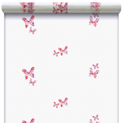 Cello Fantaisie 80x120m Angelica Rouge Lilas