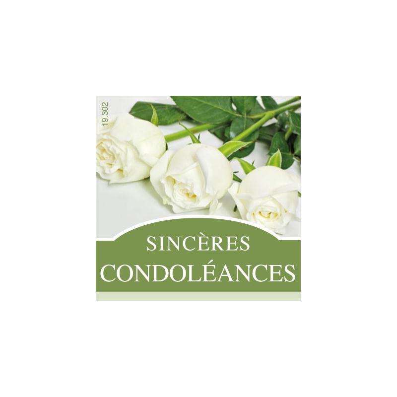 """Résultat de recherche d'images pour """"sincères condoléances"""""""