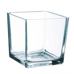 Cube en Verre 14x1x4x14 cm