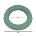 Mousse Couronne S/ base Plastique 20cm/ 6