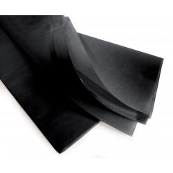 Rame Mousseline 50x75 cm Noir  par 240 feuilles