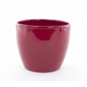 Cache-pot Poinsettia d15.5 h13.5 cm Rouge par 6