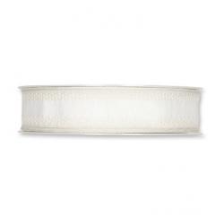 Ruban Tissu 25mmx20m Blanc