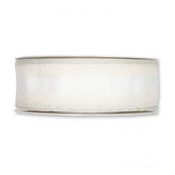 Ruban Tissu 40mmx20m Blanc