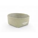 Coupe céramique d7 h16 cm Rose/Vert