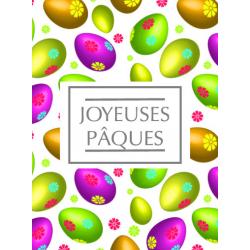 Etiquettes Voeux Tendresse par 500 Joyeuses Pâques